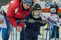 IHC Písek se zapojil do akce ČSLH Pojď hrát hokej - Týden hokeje