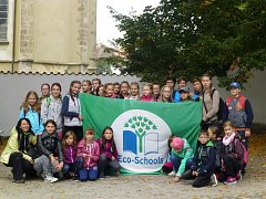 Žáci z Masaryčky vyrazili do Blanského lesa.