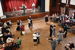 Ples seniorů