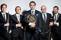 Prague Philharmonia Wind Quintet.