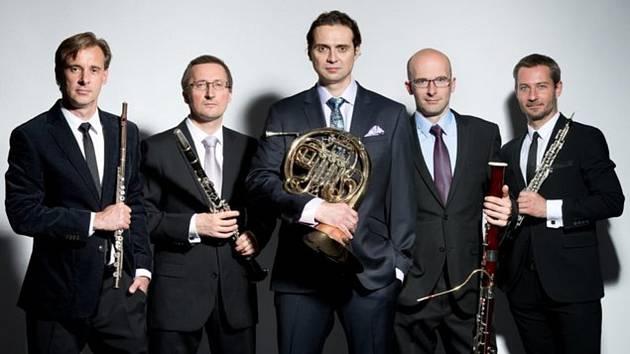 Prague Philharmonia Wind Quintet.