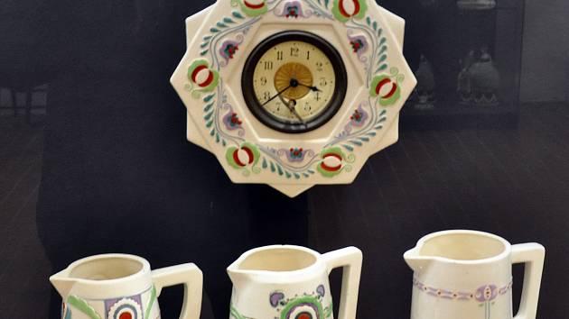 Výstava keramiky značky Graniton