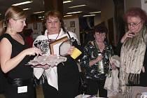 Vánoční prodejní výstava v Portyči