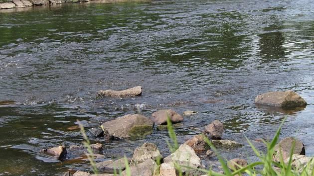 Řeka - ilustrační foto.