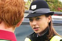 Tisková mluvčí písecké policie Kamila Ingrišová.