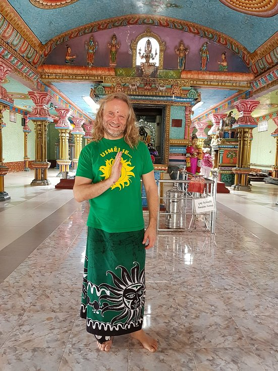 Hinduista na Srí Lance.
