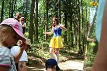Přijďte na Pohádkový les. Ilustrační foto.