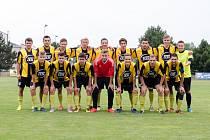 FC ZVVZ Milevsko v přípravě na novou sezonu.