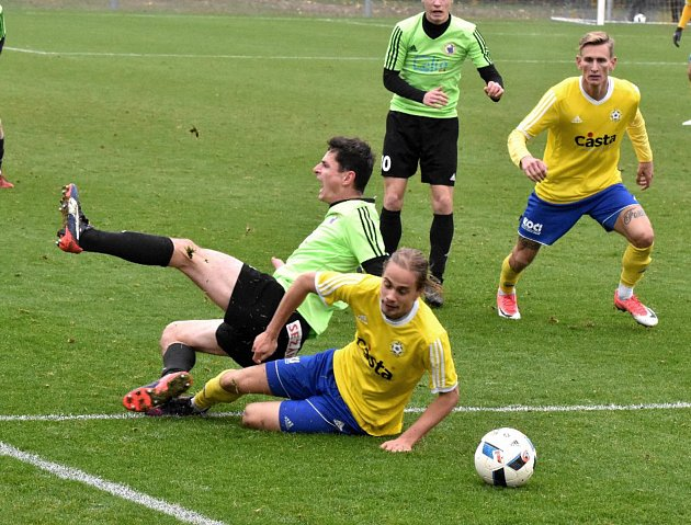 FC Písek - FK Litoměřicko 0:1 (0:0)