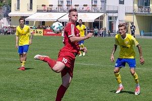 FC Písek - SK Převýšov 1:0