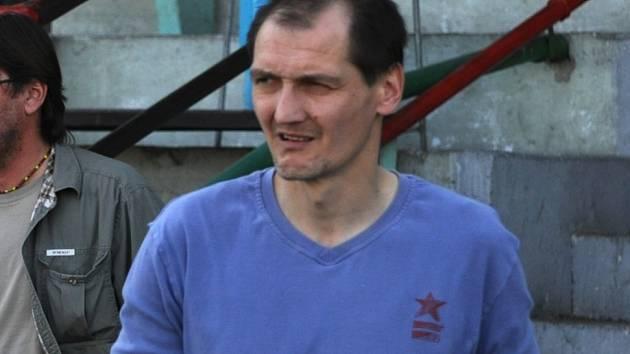 TRENÉR. Fotbalisty Protivína vede Juraj Kobetič.