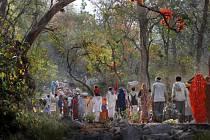 Fotografie Kamily Berndorffové z Indie.