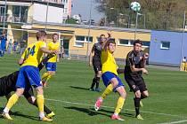 FC Písek - SK Sokol Brozany 4:2 (2:0)