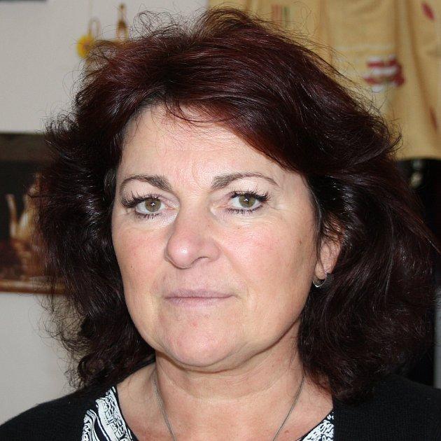 Martina Mikšíčková, 54let, SNK města Mirotice