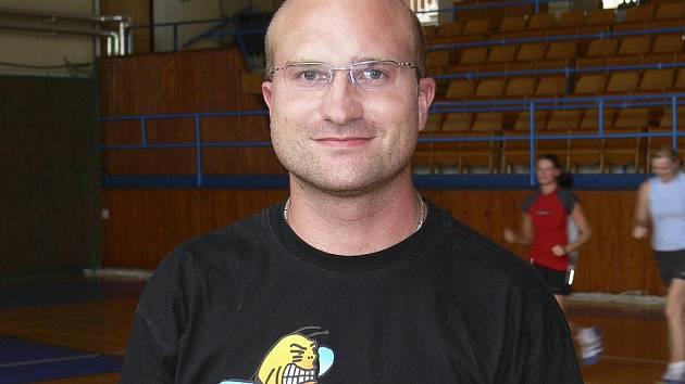 Jakou taktiku asi zvolí písecký trenér Jan Salač na sobotního soupeře, kterým bude družstvo Šaľy?
