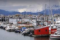 Přednáška o Aljašce a Yukonu.