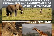 Přednáška o rovníkové Africe.