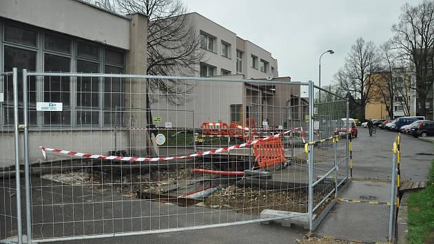 Rekonstrukce Truhlářské ulice
