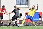 FK Olešník – FC Písek 1:5 (1:3).