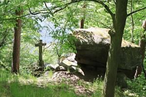 Orlický zámecký park nabízí stín dvě stě let starých stromů a nádherné vyhlídky.