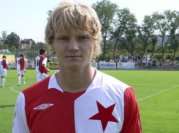 Po svém příchodu do Slavie hrál Štěpán Koreš zpočátku za rezervní tým třetí ligu a v několika zápasech se představil i v Písku.