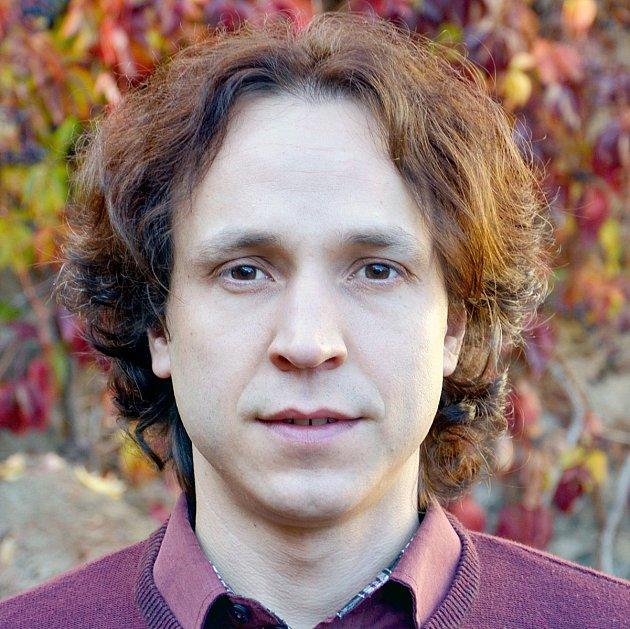 Adam Langer, ředitel písecké galerie Sladovna
