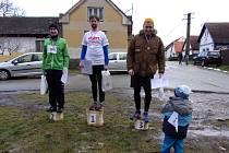 7. ročník Silvestrovského běhu Sepekovem.
