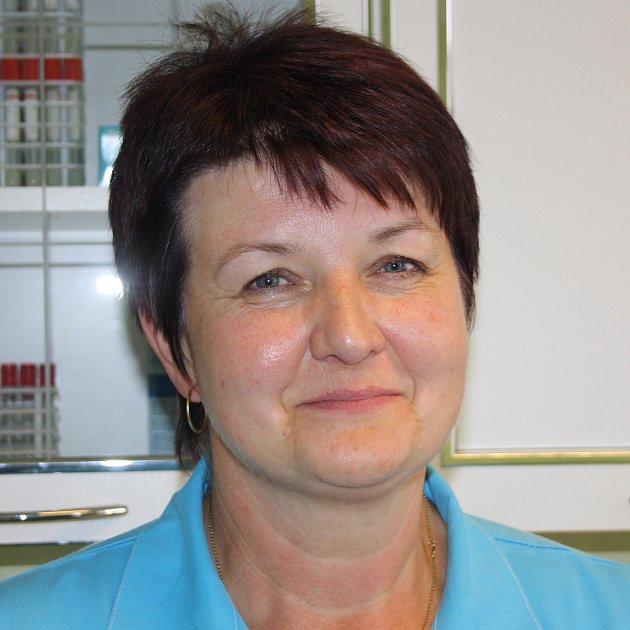Dana Zoubková, Protivín, KSČM.