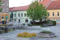 Milevsko. Ilustrační foto