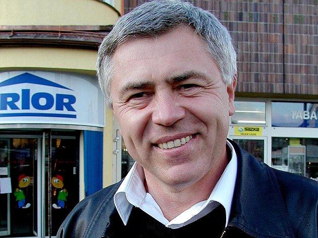 Miroslav Krejča přerušil své členství usociálních demokratů.