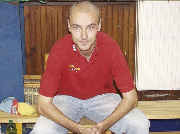 Písecký trenér Miroslav Janovský (na snímku) byl s výkony svých svěřenců spokojen.