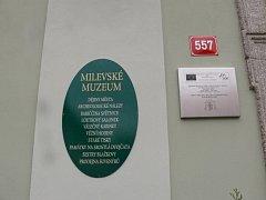 Milevské muzeum.
