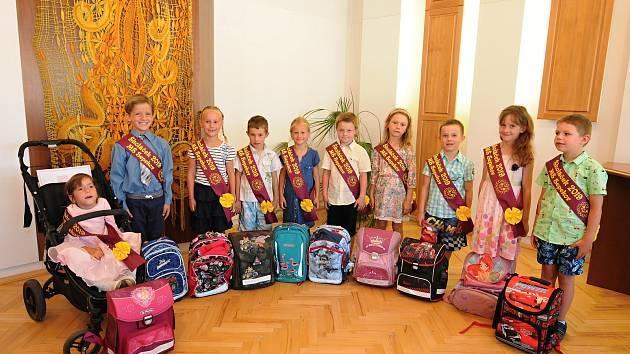 Rozloučení s mateřskou školkou  v Sepekově.