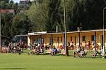 Fotbalový OP Prachaticka: Vlachovo Březí - Lhenice B 2:1.