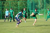 Fotbalová příprava: Lažiště - Katovice 3:10 (1:5).