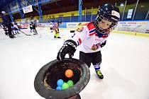 HC Vimperk uspořádal již potřetí náborovou akci Pojď hrát hokej.