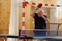 Okresní stolní tenis pokračoval dalším kolem. Ilustrační foto.