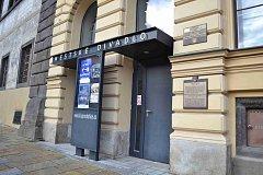 Prachatice, Městské divadlo. Ilustrační foto