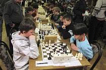 Zajímavý šachový turnaj.