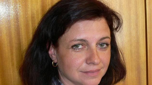 Pavla Čechová Švepešová.
