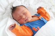 Michal DUTČAK, Vodňany. Narodil se v prachatické porodnici ve středu 21. listopadu v 8.32 hodin, vážil 3460 gramů.