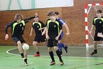 Dorostenci sehráli druhý turnaj Futsal cupu.