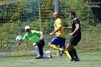 Záblatští fotbalisté slavili padesátiny a zároveň pořádali tradiční turnaj čtyř Záblatí.