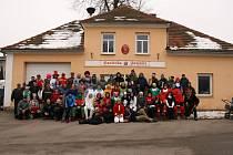 Masopust v Žernovicích má  dlouholetou tradici. V obci jen pár kilometrů od Prachatic masopust začíná v neděli dětským karnevalem a končí v úterý o půlnoci na popeleční středu. Čas od času ještě Žernovičtí připravují staročeskou hru Pochovávání Bakuse. Ma