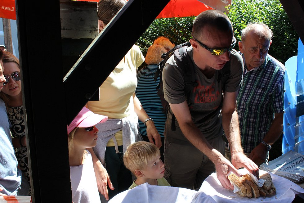 Lenorští si v sobotu užívali jedenáctých Slavností chleba.