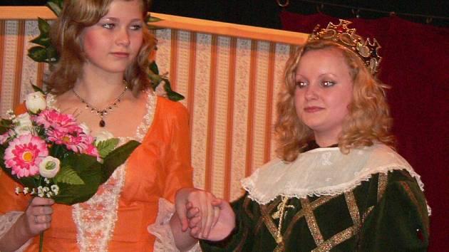 Na letošním Štítku, který je určen dětem, vystoupili také nejmenší divadelníci souboru Tyl Netolice.
