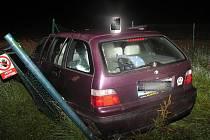 Vůz BMW, se kterým řidička 15. srpna letošního roku způsobila vážnou dopravní nehodu, neměl platnou technickou kontrolu.