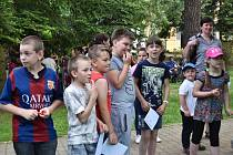 Den dětí se ve Vimperku povedl.