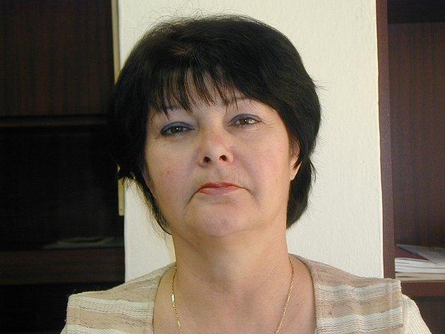 Alena Vandlíčková.