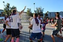Highlanders cup 2018 opět ovládly Fialové Kobry.